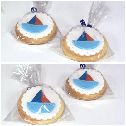 Galletas marineras – Velero